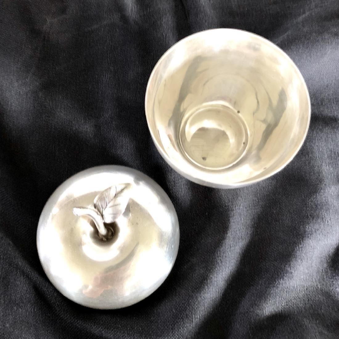 Tiffany & Co. Sterling Silver Apple - 2