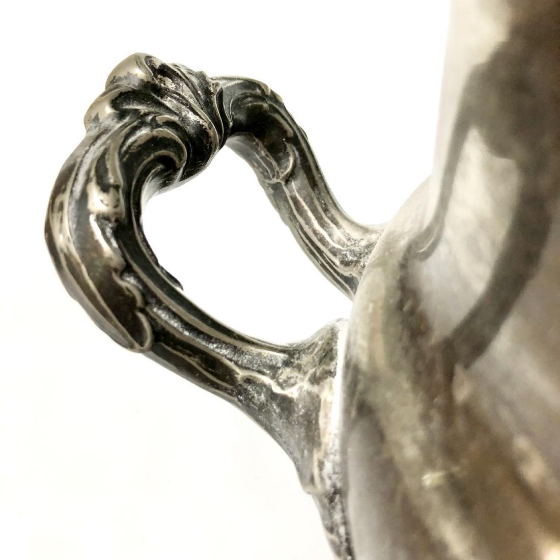 Silverplate Ice Bucket - 2