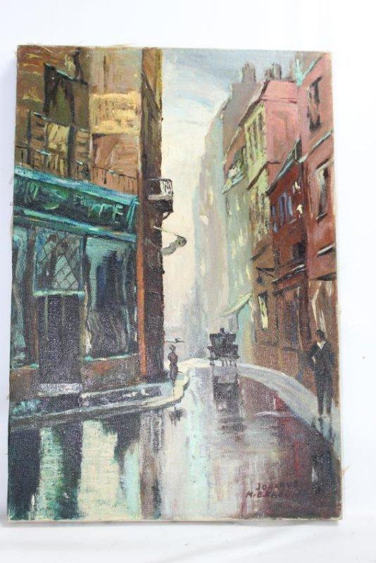 1970-1980 M.B. Radding Rue Geoffroy-LA Asnier