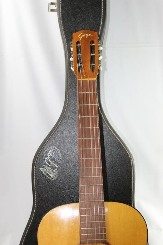 1960s Goya G-10 Guitar - 4