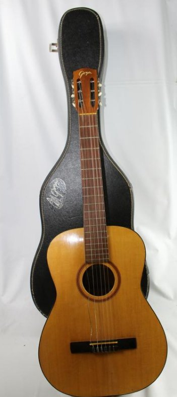 1960s Goya G-10 Guitar - 5