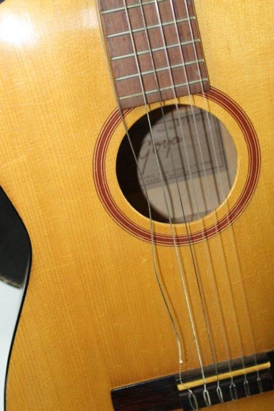 1960s Goya G-10 Guitar - 7