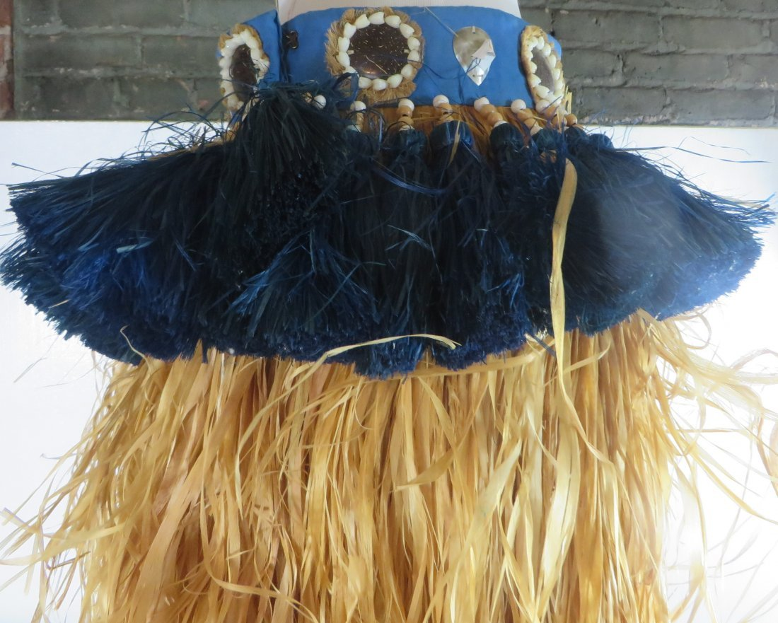 Original Hula Skirt From WWII - 2