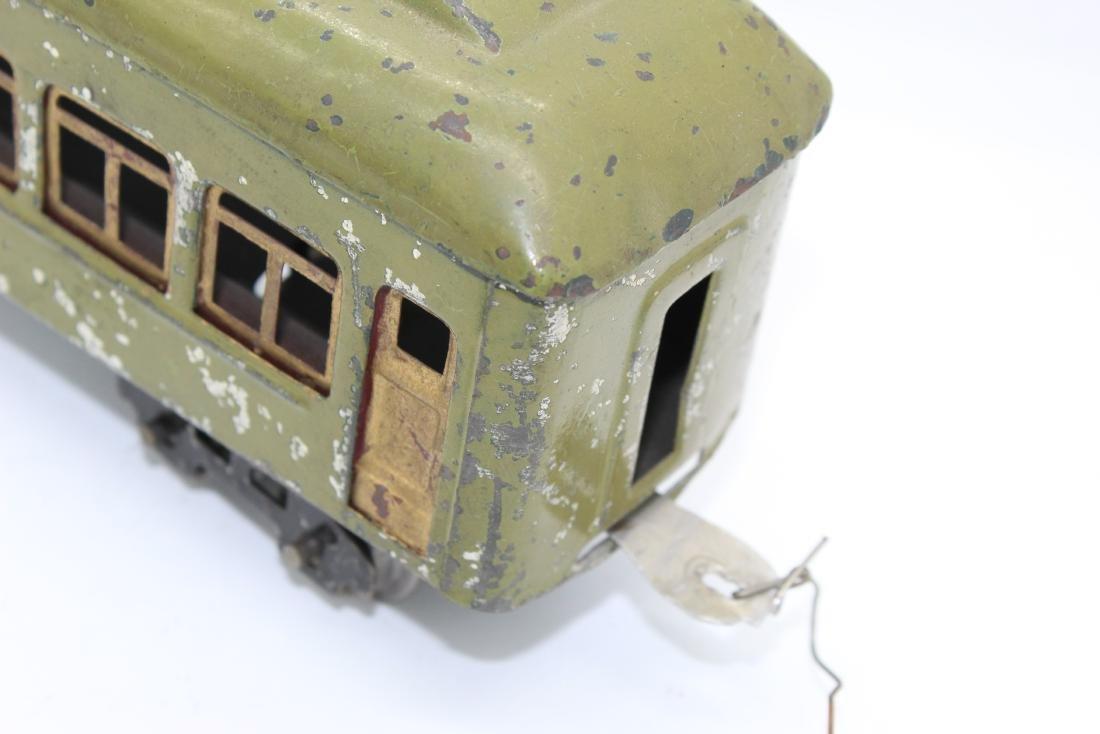 PERWAR Lionel Green Train Car - 3