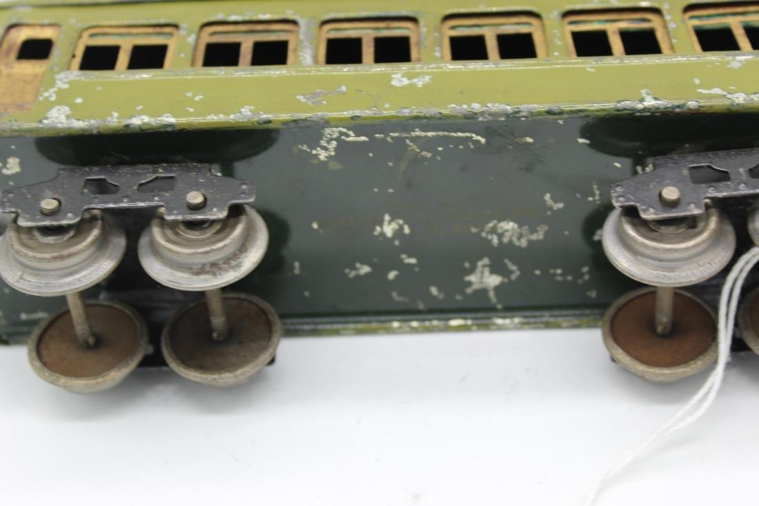 PERWAR Lionel Green Train Car - 9
