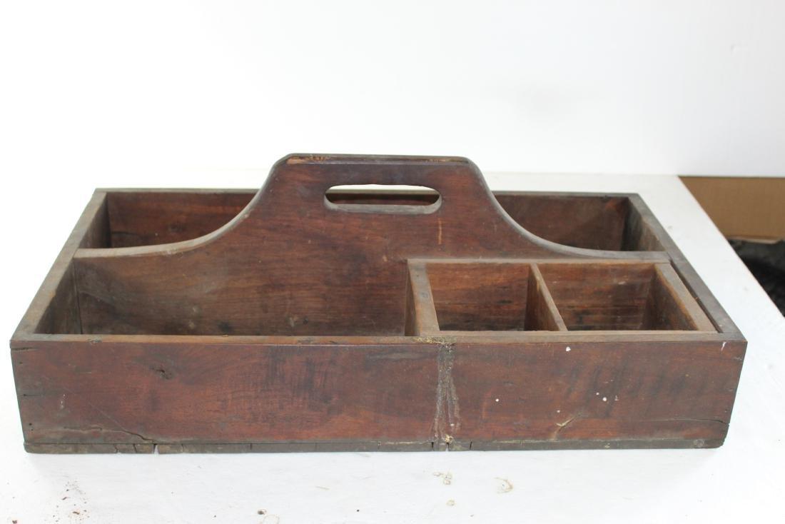 Vintage 1800 Tool Box