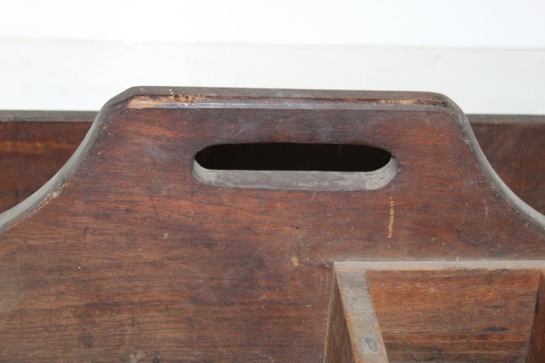 Vintage 1800 Tool Box - 2
