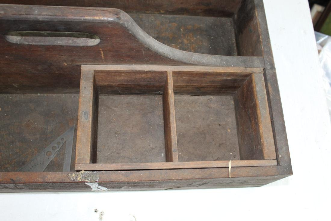 Vintage 1800 Tool Box - 3