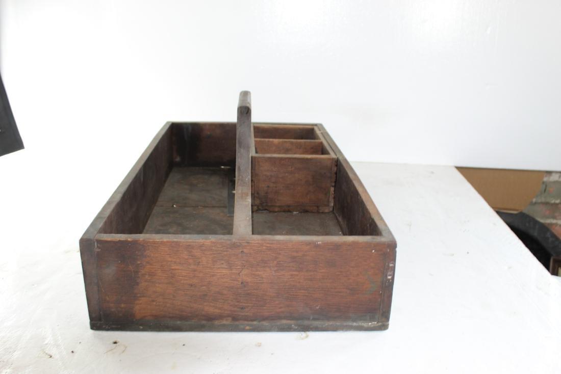 Vintage 1800 Tool Box - 6