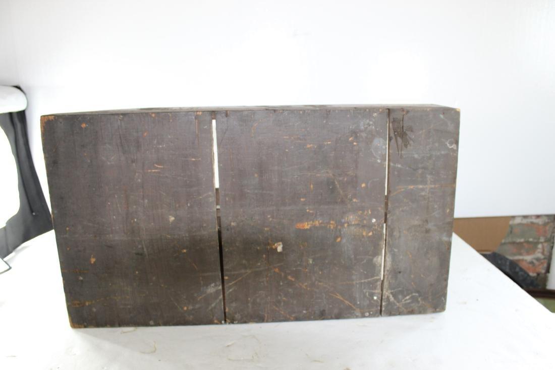Vintage 1800 Tool Box - 7