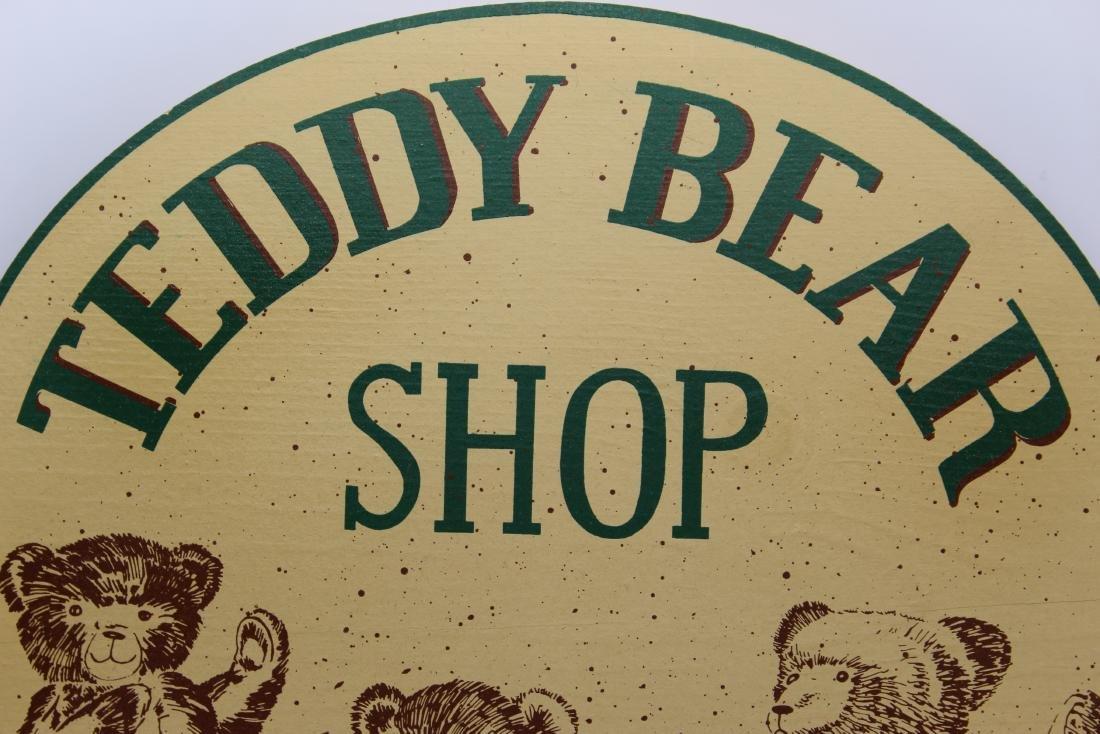 Teddy Bear Shop Sign - 2