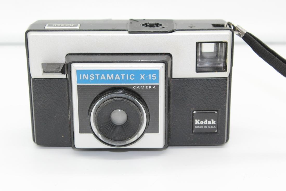 Lot of 3 Kodak Camera - 2