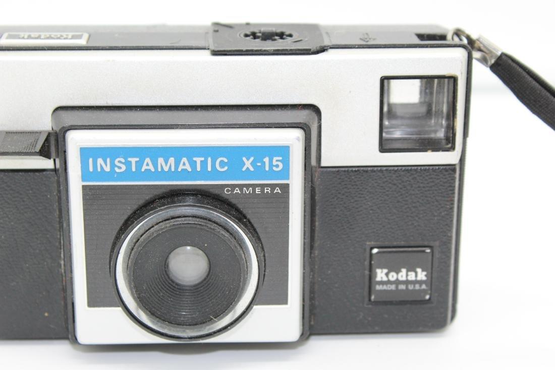 Lot of 3 Kodak Camera - 3