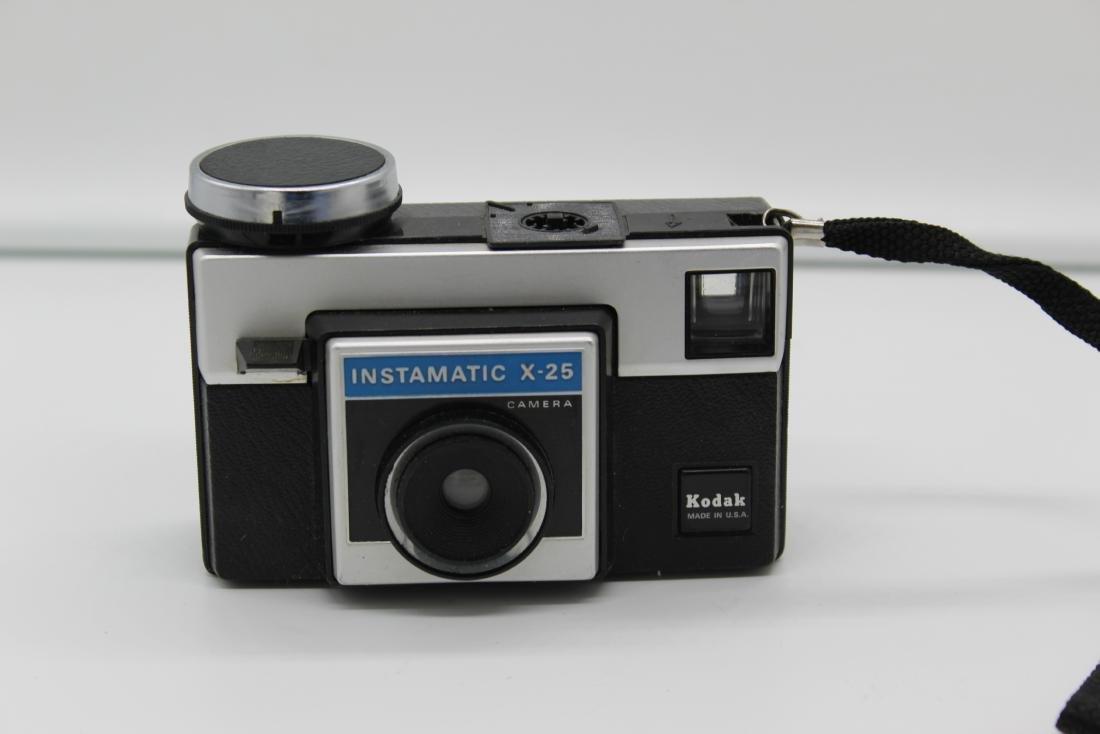 Lot of 3 Kodak Camera - 4