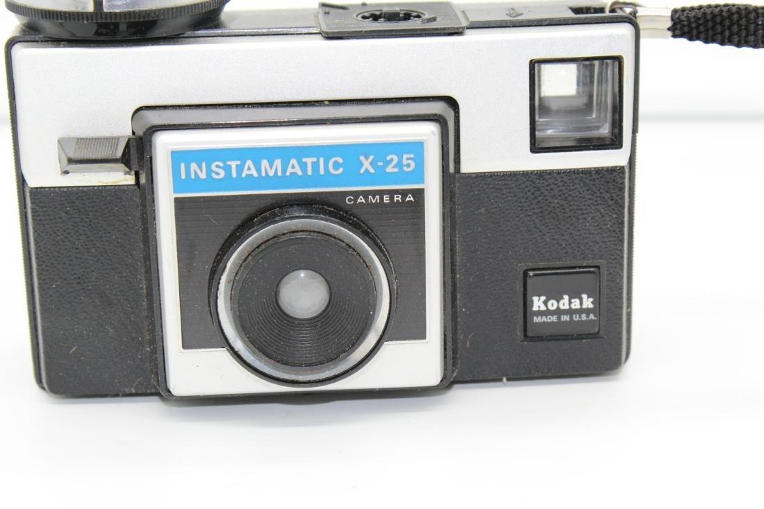Lot of 3 Kodak Camera - 5