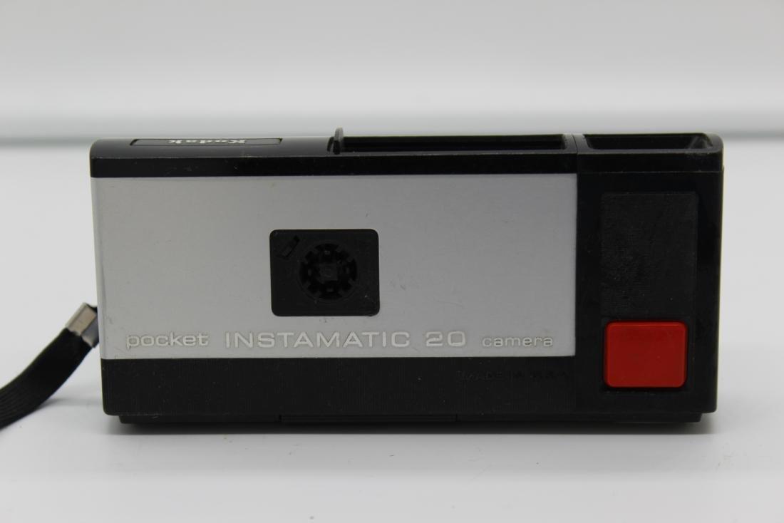 Lot of 3 Kodak Camera - 7