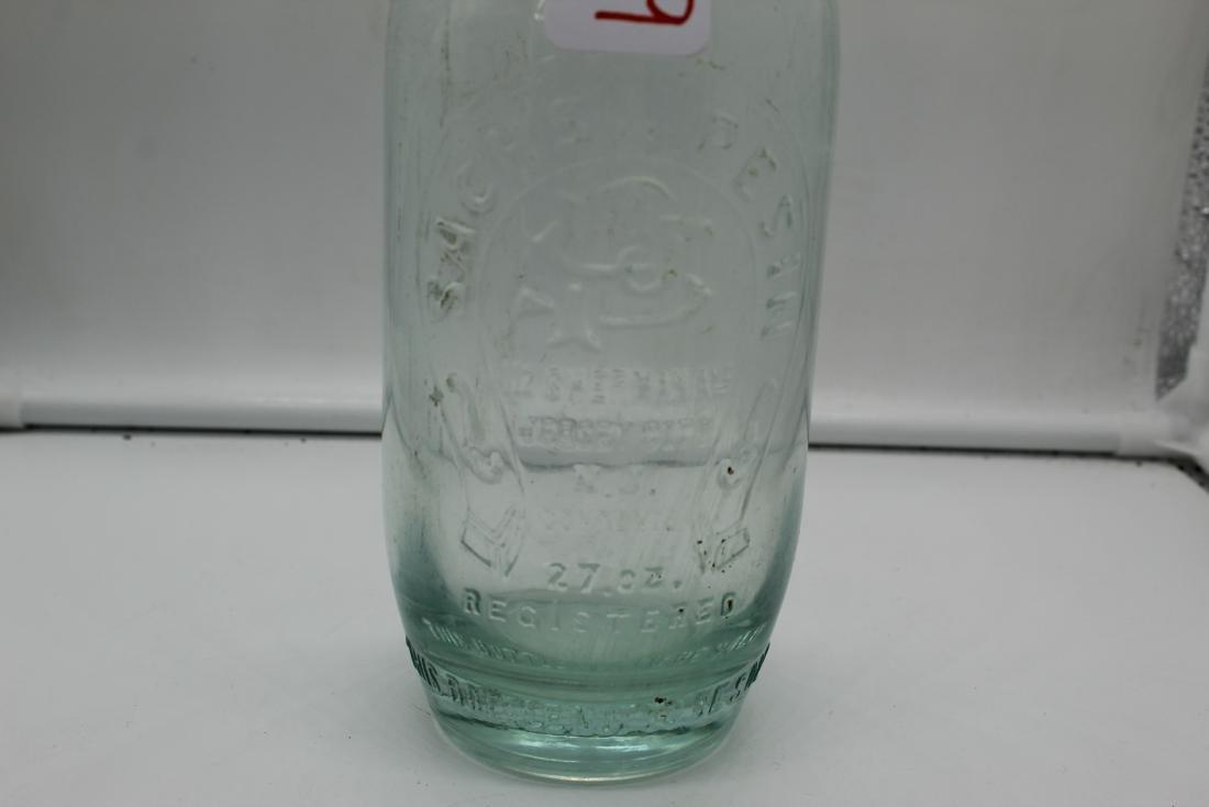 Lot of 14 unique glass bottles - 5