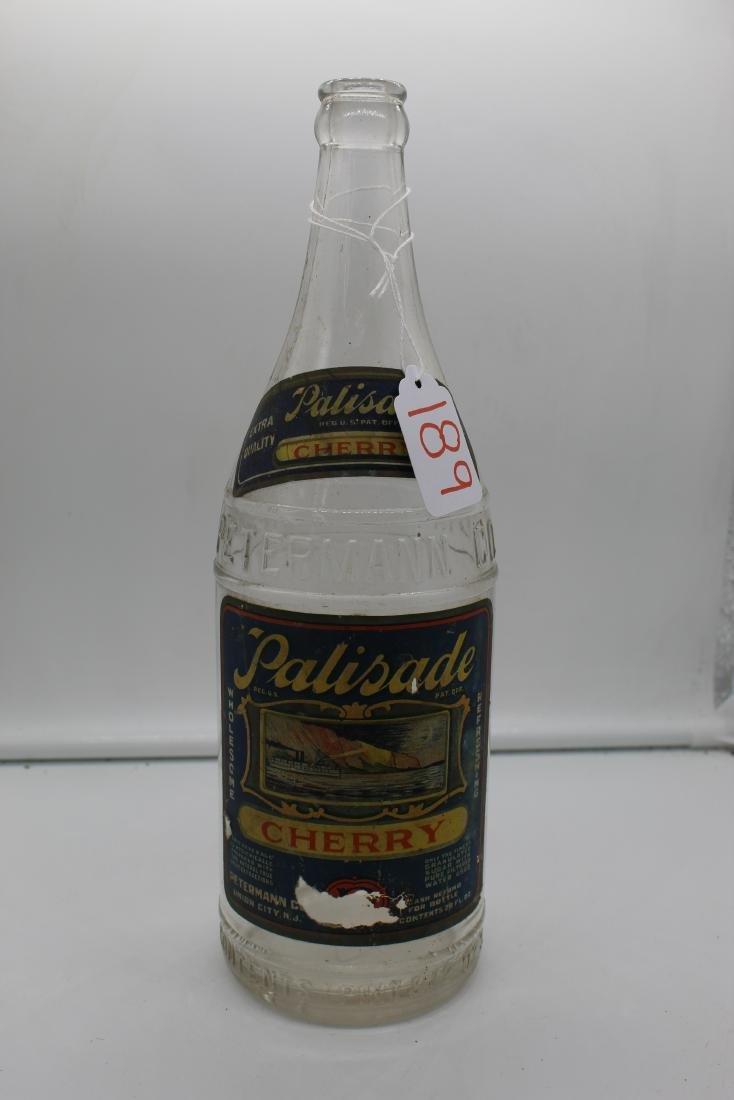 Lot of 14 unique glass bottles - 6