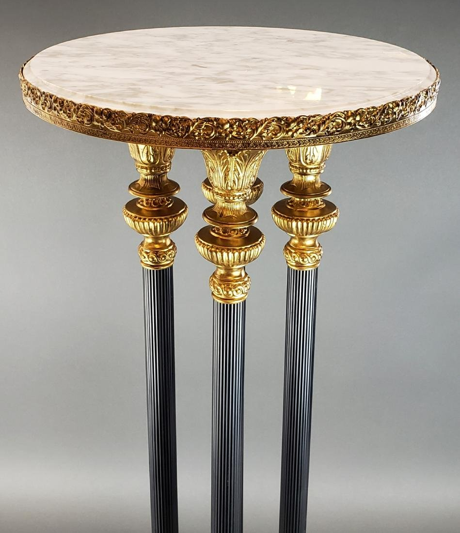 Contemporary Empire Style Pedestal - 2
