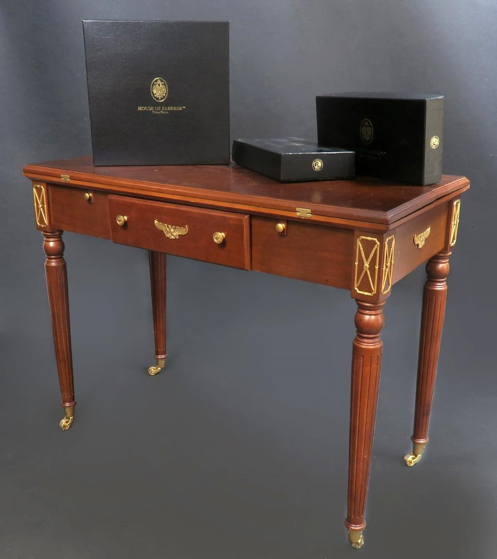 House of Faberge Imperial 5 in 1 Game Table Limited - 4