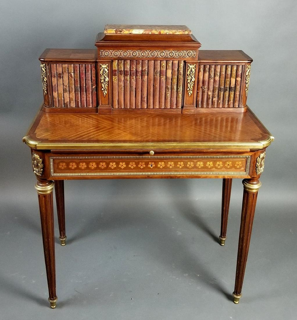 19th C. French Louis XVI Style Writing Desk