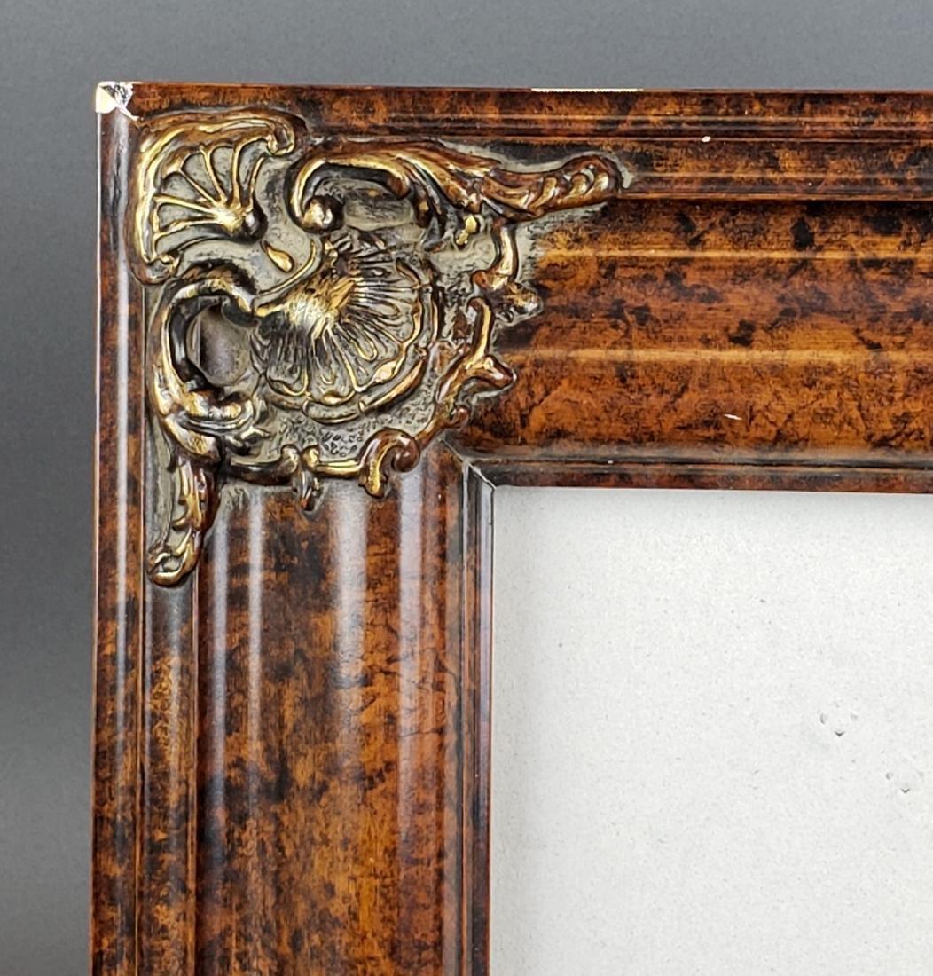 Antique Wooden Photo Frame - 2