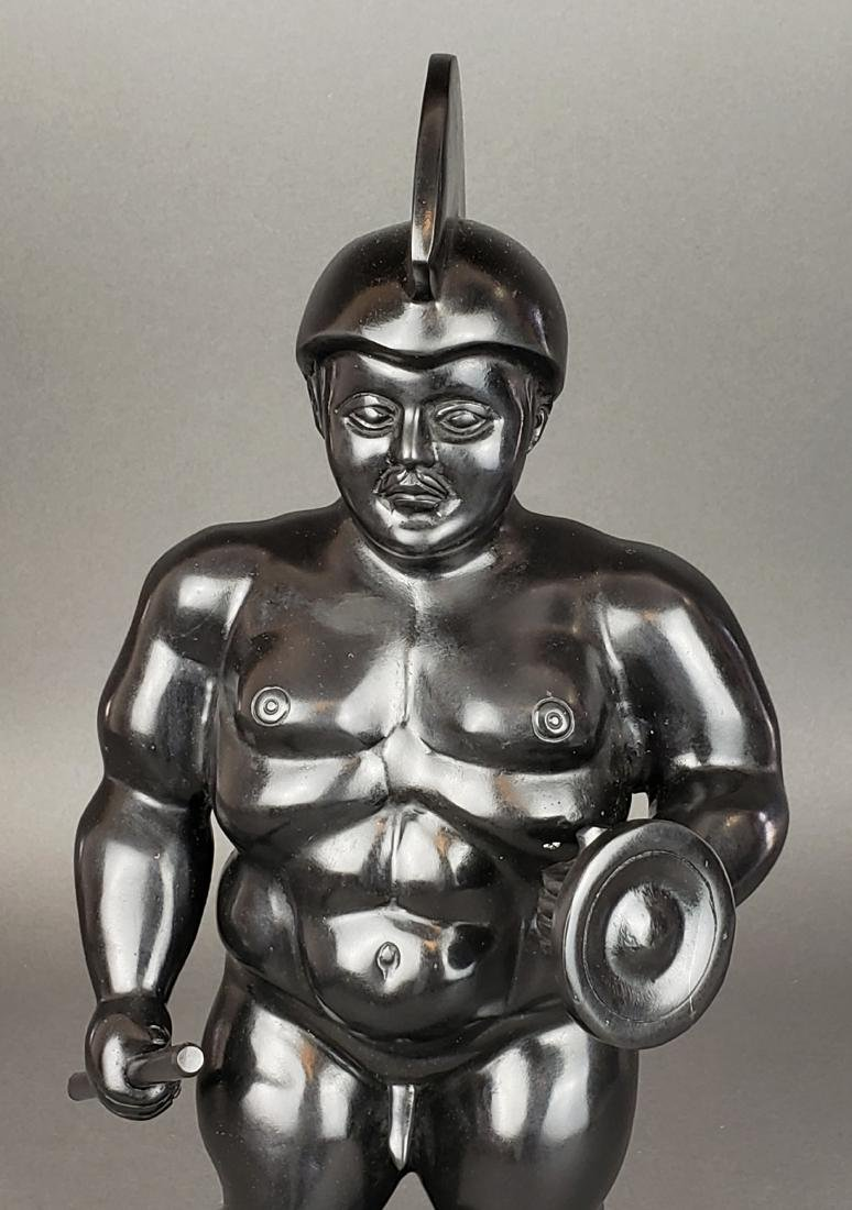 Botero Bronze Signed & Numbered - 2
