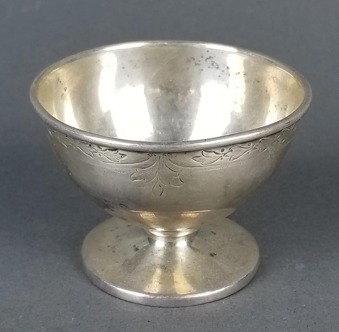 Pair of Sterling Silver Cups - 2