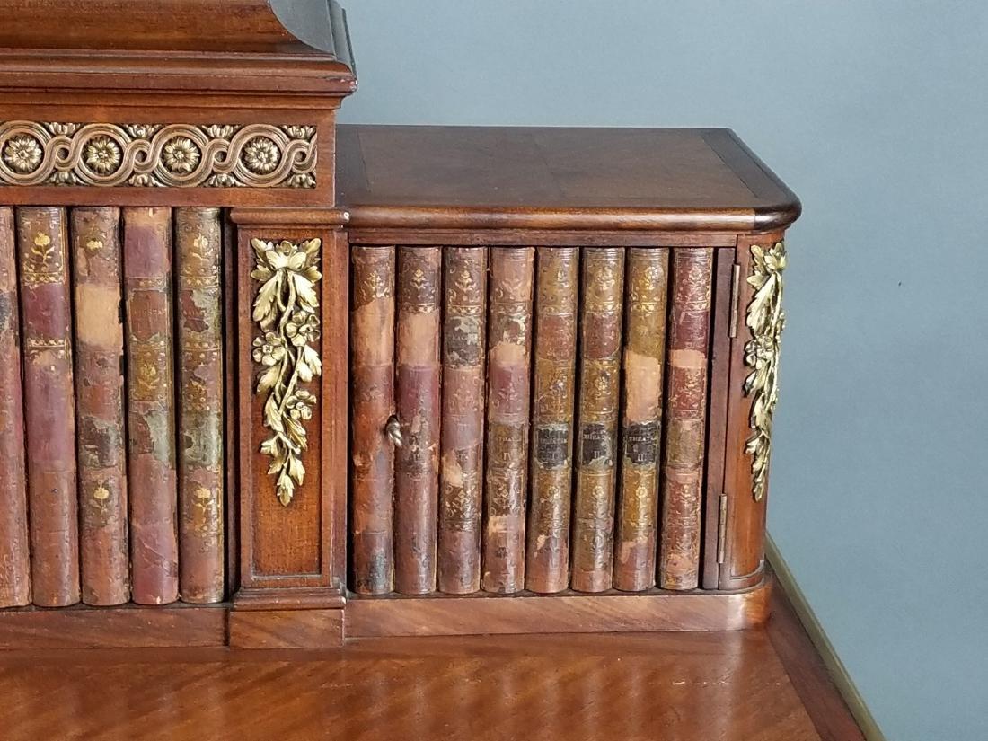 19th C. French Louis XVI Style Writing Desk - 5