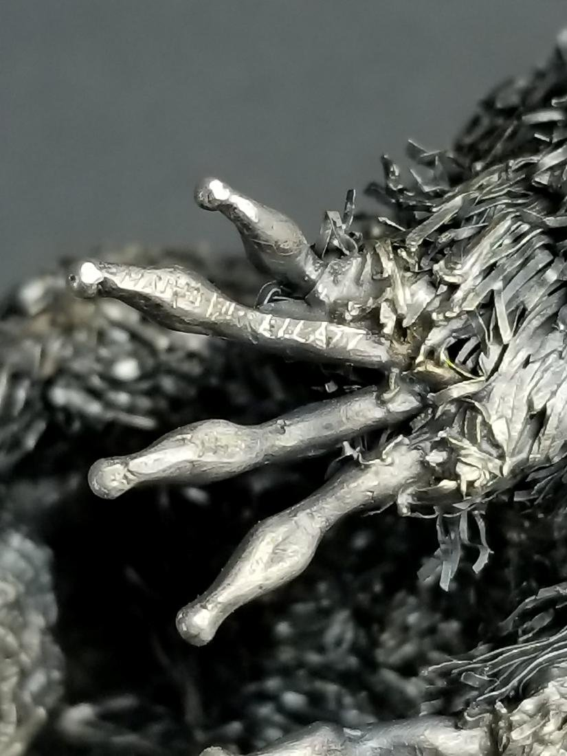 Antique Mario Buccellati Signed Handmade Figure of - 6