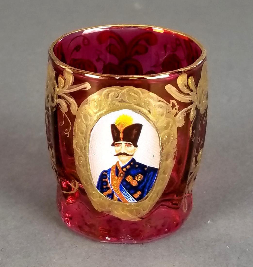 Set of 6 Persian Shot Glasses - 2