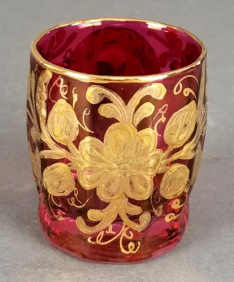 Set of 6 Persian Shot Glasses - 3