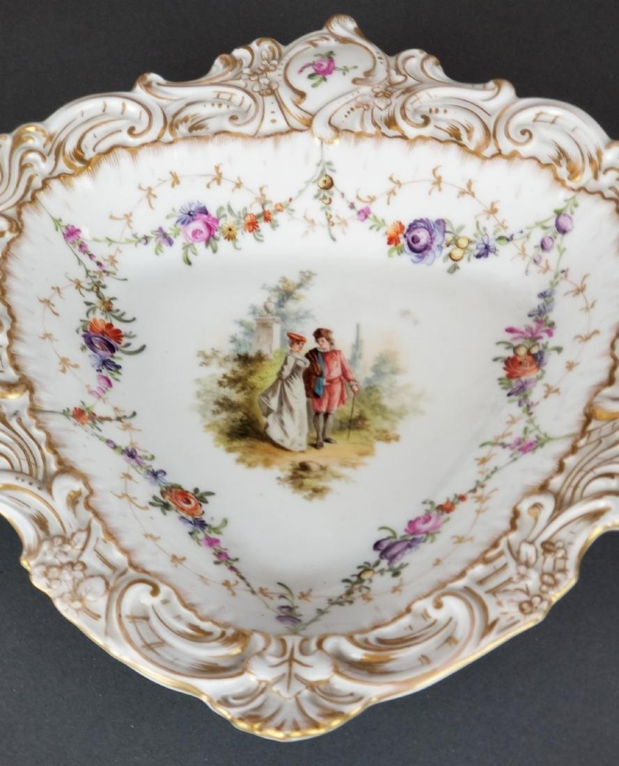 German Porcelain Plate - 3