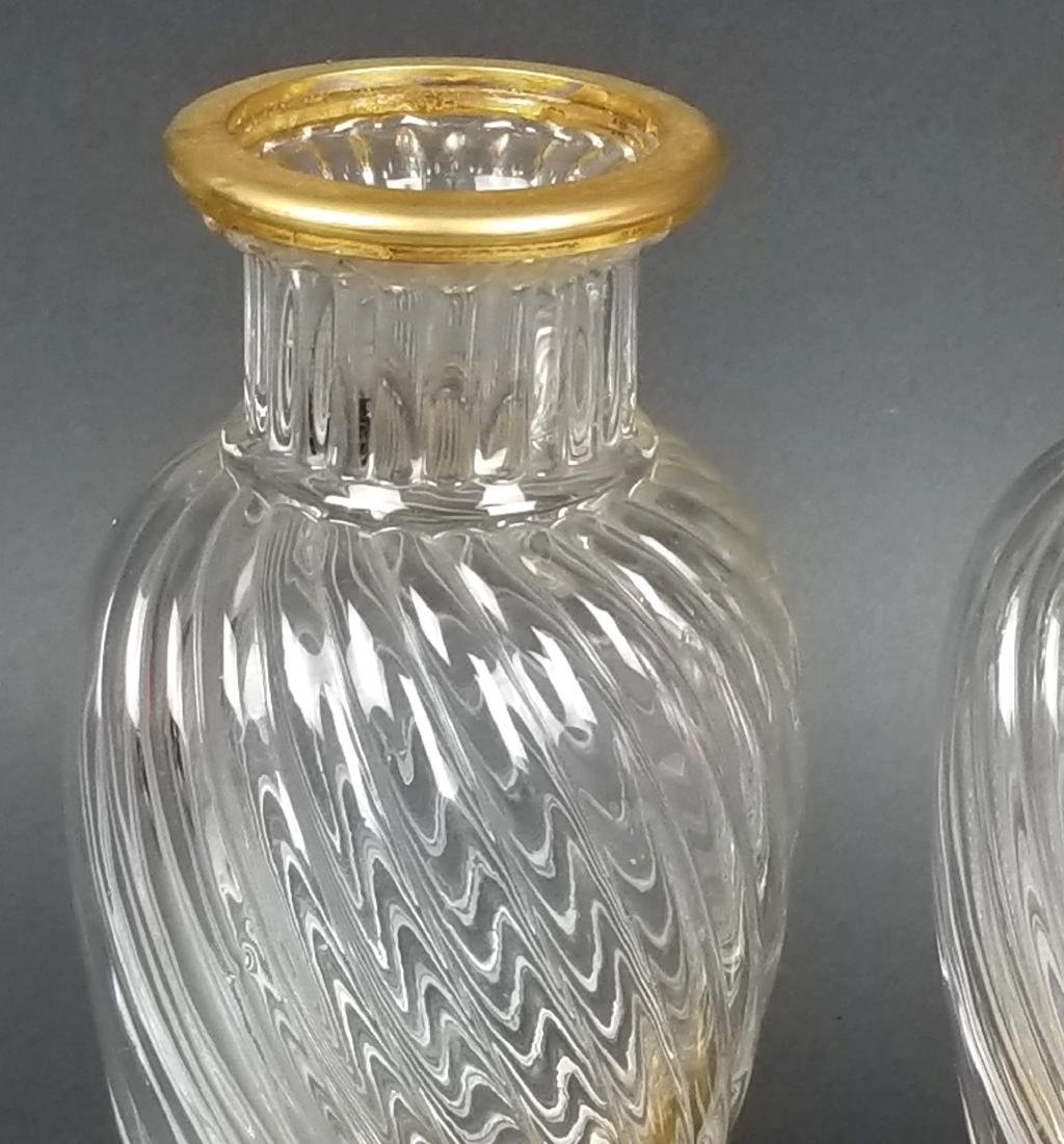 Pair of Baccarat Vases - 2