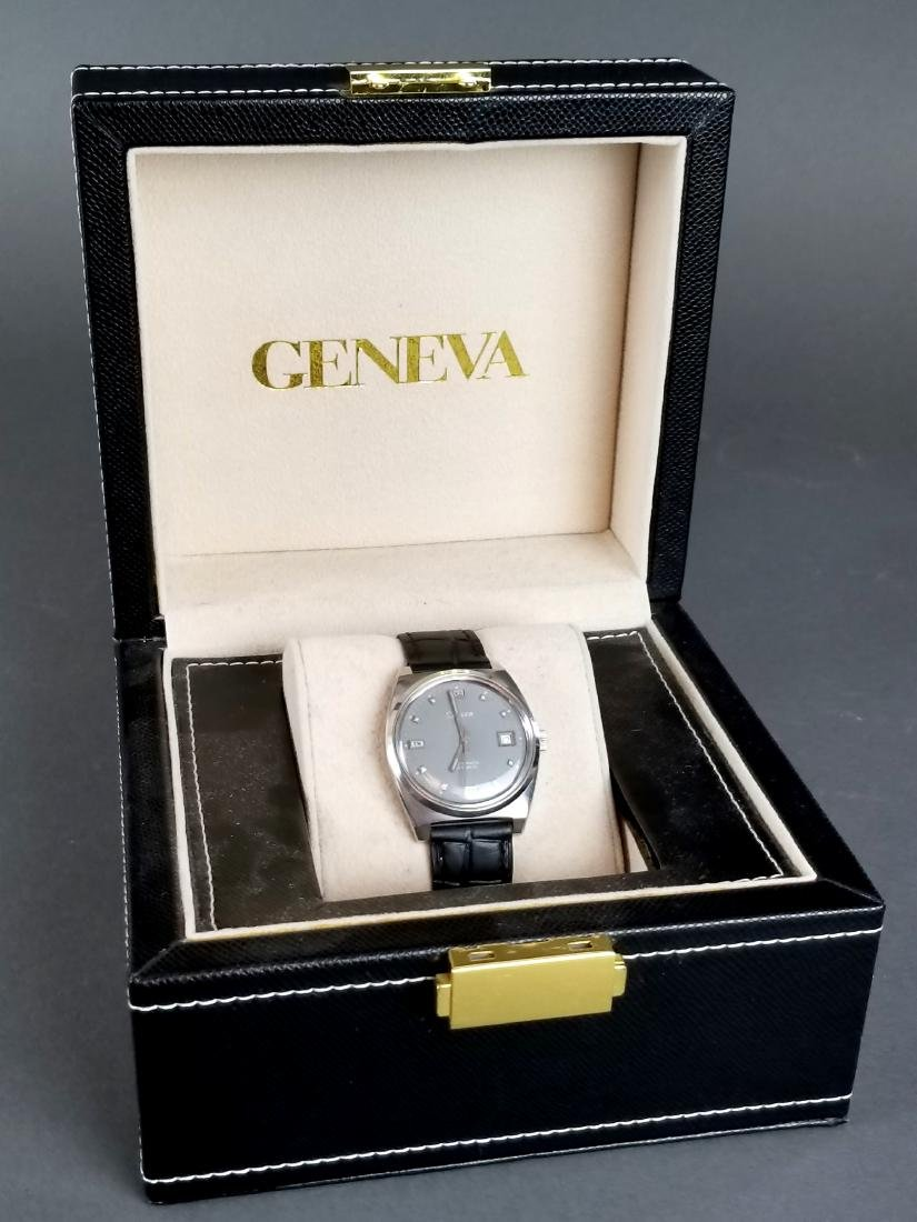 Geneva Swiss Wristwatch w/ Original Box