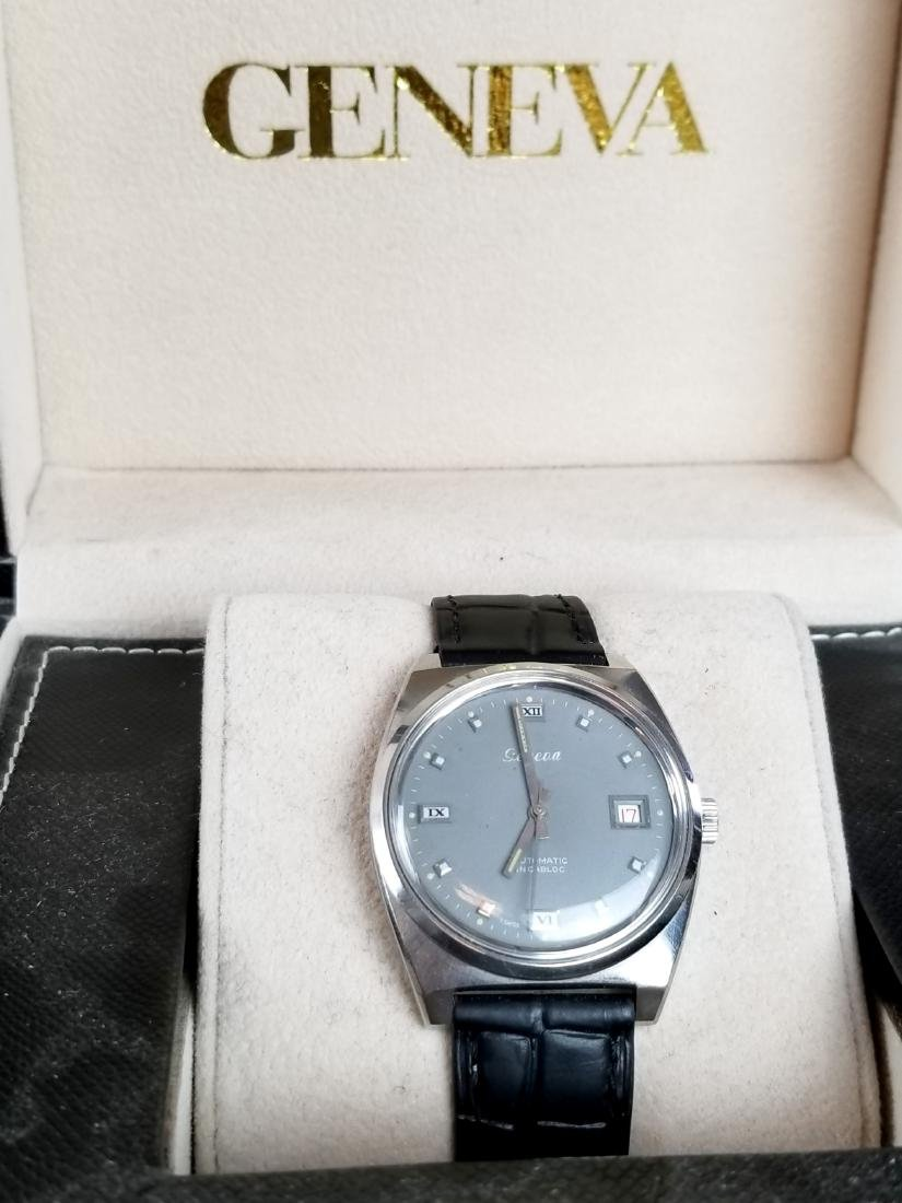 Geneva Swiss Wristwatch w/ Original Box - 2