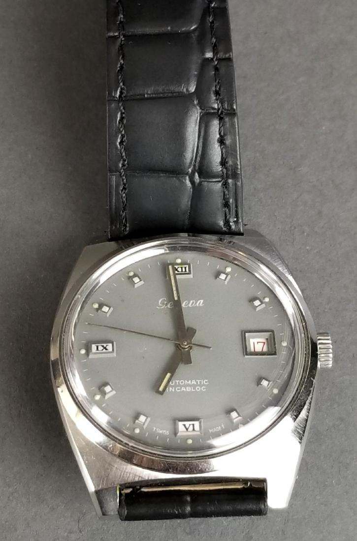 Geneva Swiss Wristwatch w/ Original Box - 5