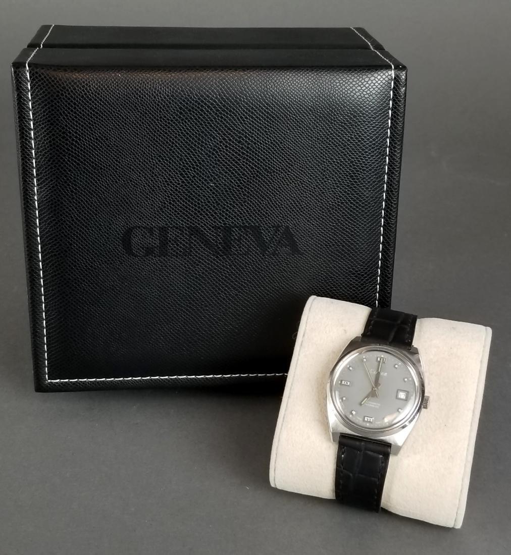 Geneva Swiss Wristwatch w/ Original Box - 7