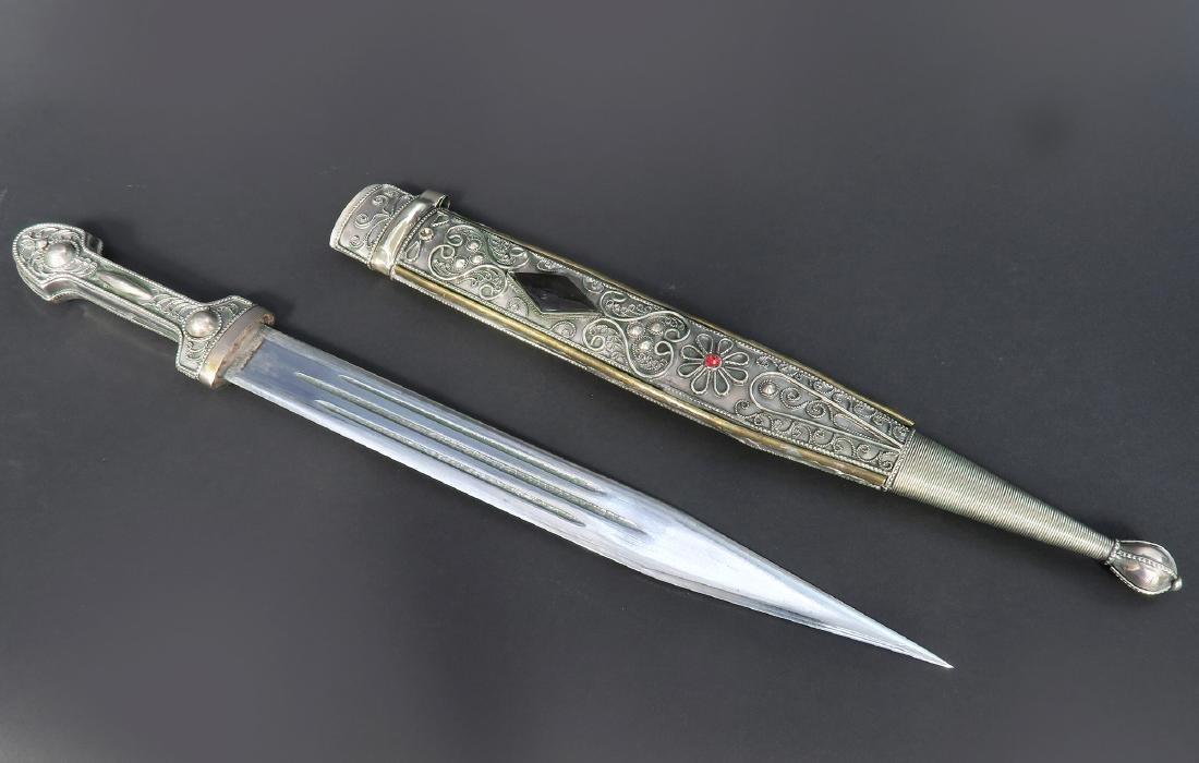 """Persian Pahlavi """"Darbar"""" Sword - 4"""