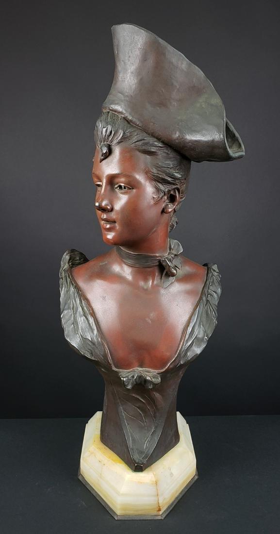 Georges Ven Der Straeten Belgian/ French 1856-1928