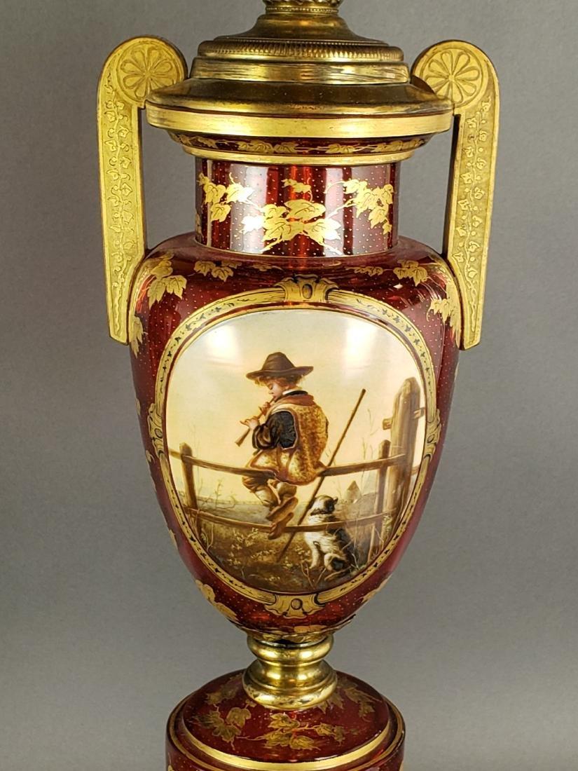 Pair of Bohemian Lamps - 4
