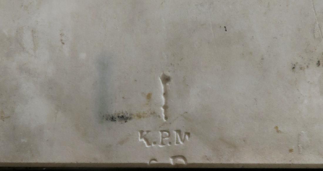 Very Fine & Large Berlin KPM Plaque - 7
