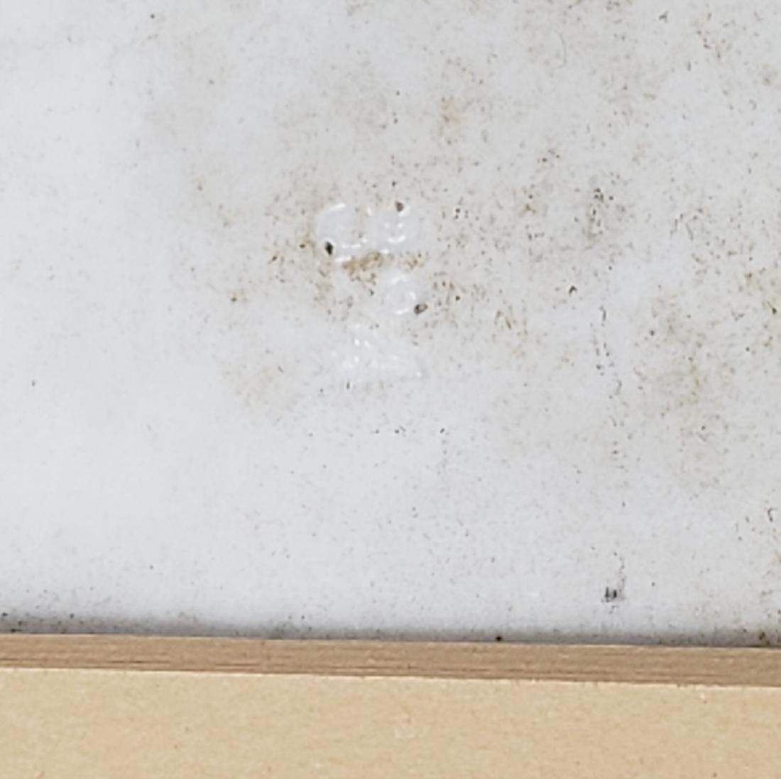 19th C. German Porcelain Plaque Signed - 6