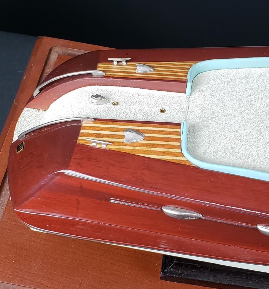 Craft Wooden Models Double Cockpit Barrel, C. 1940 - 6
