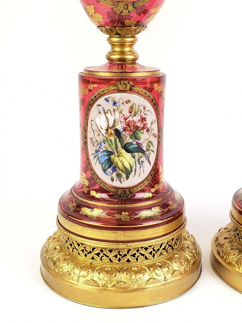 Pair of Bohemian Lamps - 3