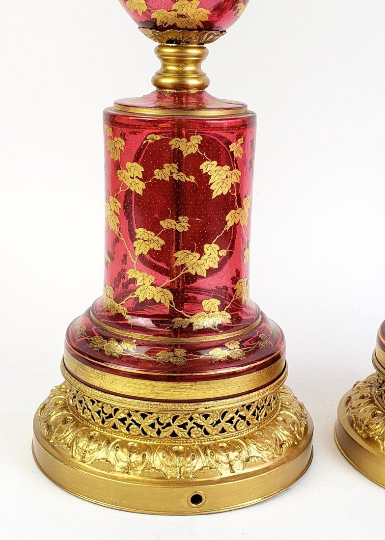 Pair of Bohemian Lamps - 6