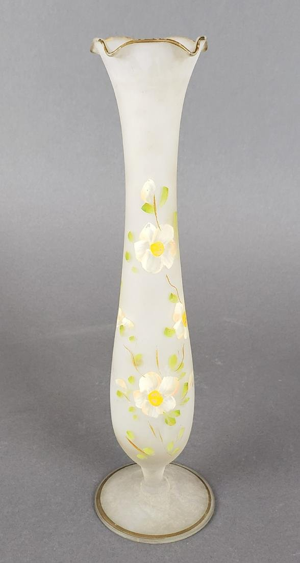 Cameo Art Glass Vase