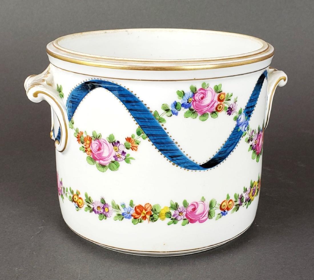 19th C. Dresden Porcelain Bowl