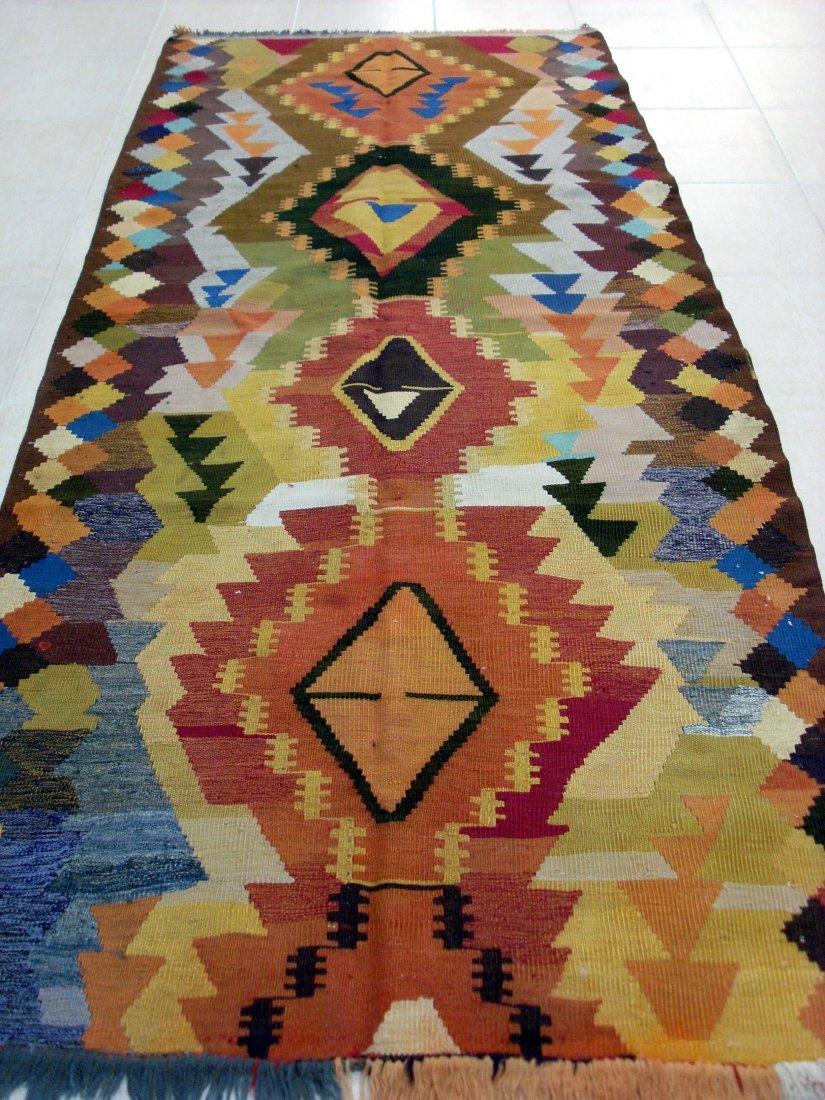 Shahsavan Kilim rug