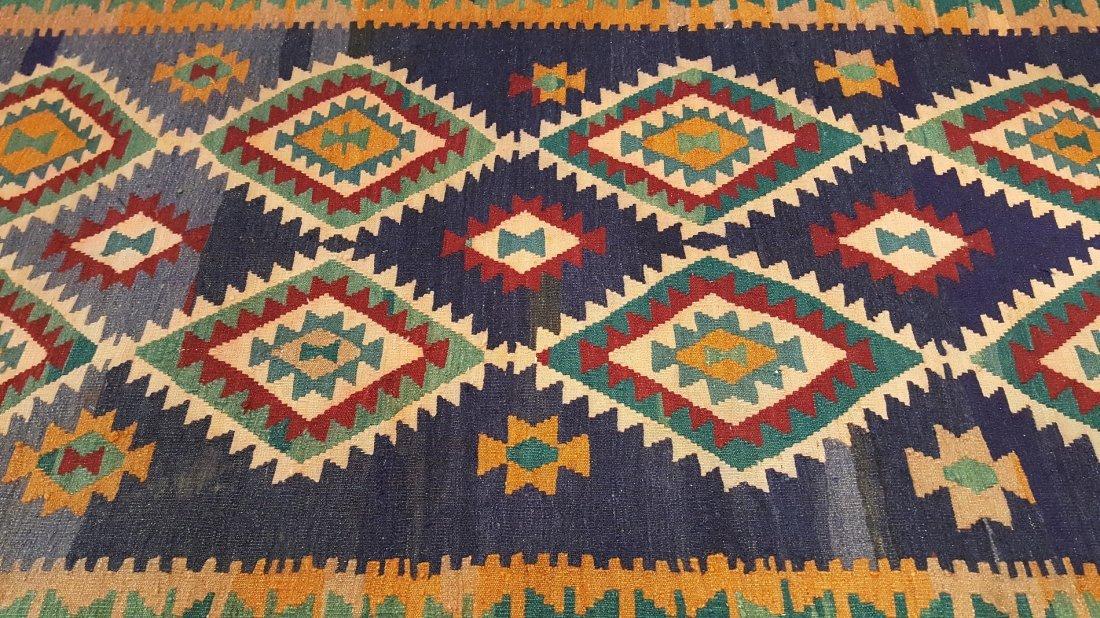 Shiraz Kilim rug - 2